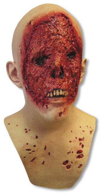 No Face Latex Mask
