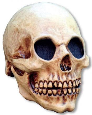 Totenschädel Latex Maske