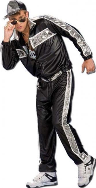 Cooles Rapper Kostüm