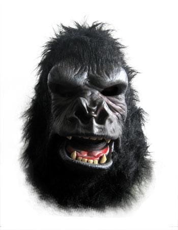 Gorilla Latex Mask