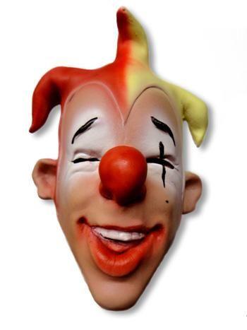 Lustiger Joker Maske