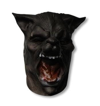 Werewolf Foam Latex Mask