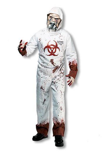 Fukushima Zombie Kostüm L
