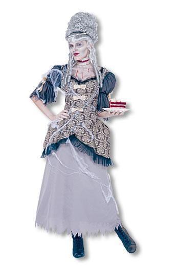 Marie Antoinette Geister Kostüm M