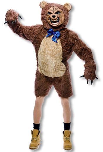 Zombie Teddy Bear Costume
