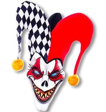 Twisted Joker Maske