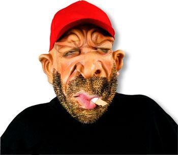 Pothead Dude Mask