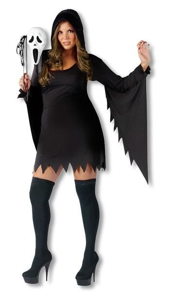 Scream Woman costume Plus Size XL