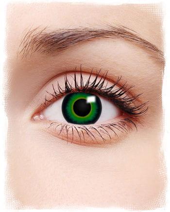 Green Contact Lenses Werewolf