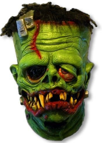 Franken Fink Monster Mask