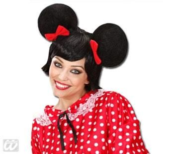 Mouse carnival wig