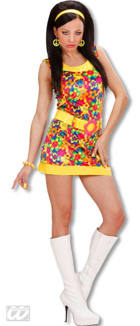 Funky Girl Costume M