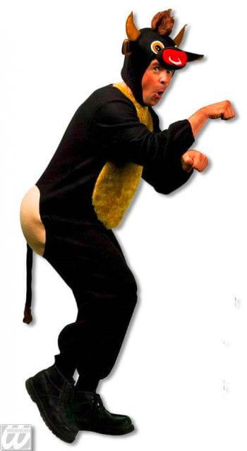 Witziges Stier Kostüm Gr.M