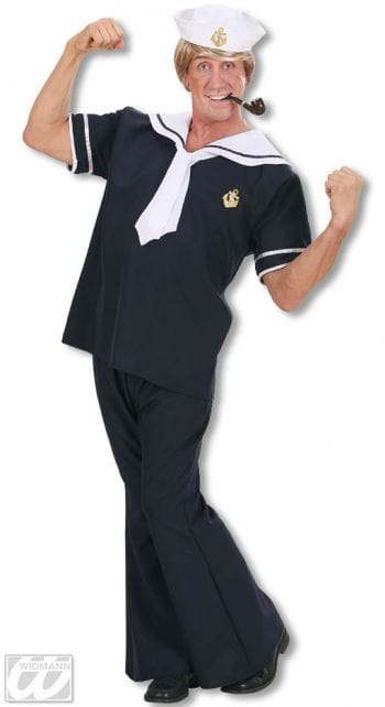 Sailor Costume Blue S