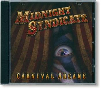 Carnival Arcane Music CD