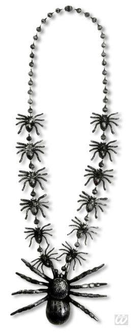 Morbide Spinnen Halskette