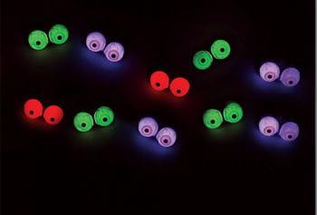 Augäpfel Lichterkette