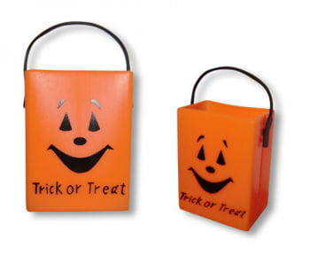 Trick or Treat Bucket 12 St.