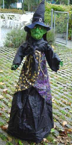 Witch Greeter