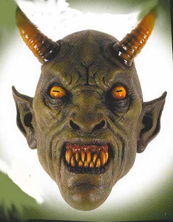 Dämon Xaphan Maske