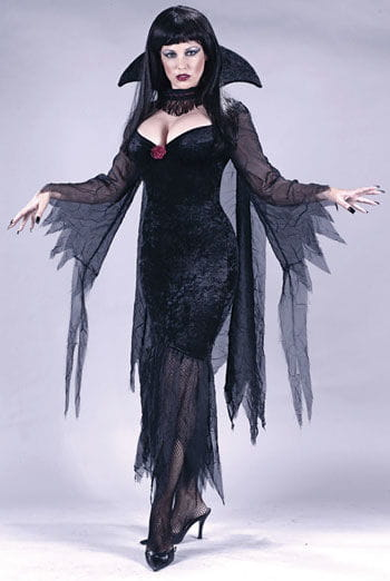 Daughter of Darkness Costume M/L