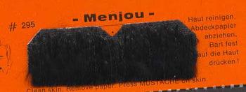 Bart Menjou schwarz