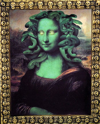 Medusa Lisa Picture