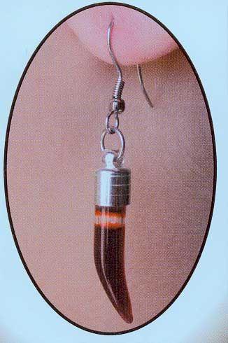 Fang Blood Earrings