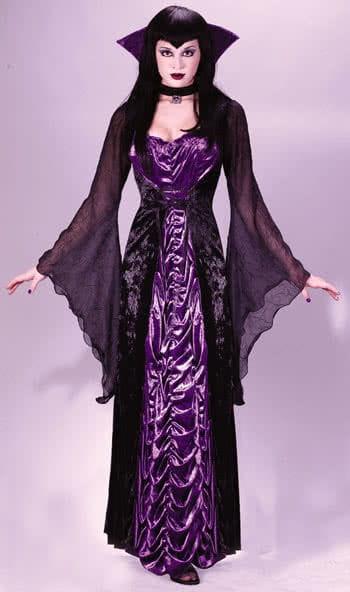 Countess of Darkness Kostüm Gr. 36-38 S/M
