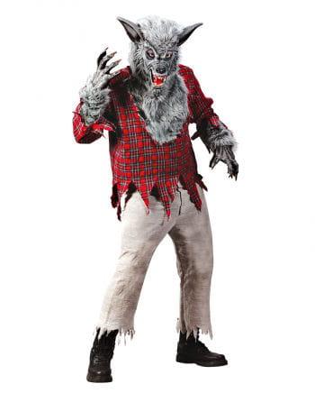 Werwolf Kostüm Grau