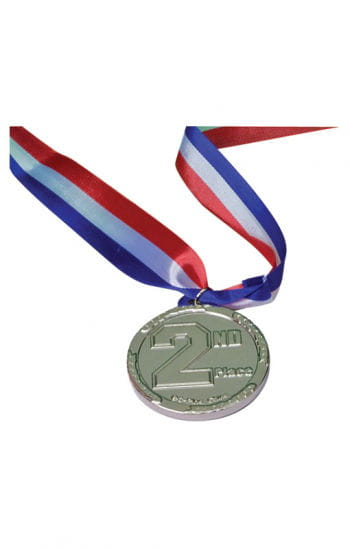 Silber Medaille 2.Platz
