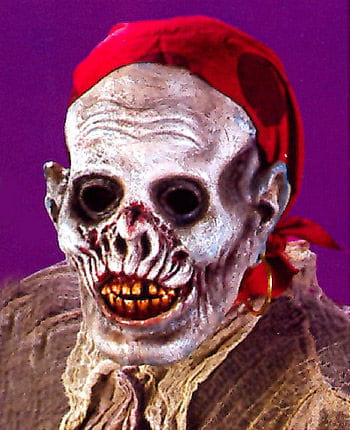 Pirat Realistic Teeth Maske