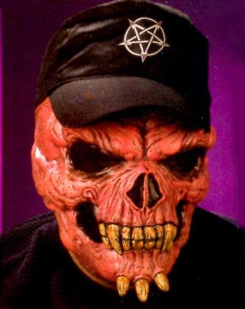 Redneck Zombie Red Maske