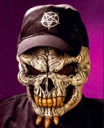Redneck Zombie Grey Maske
