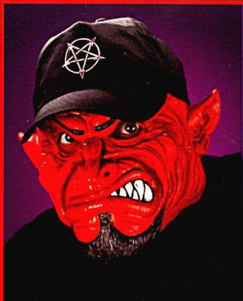Redneck Devil Maske