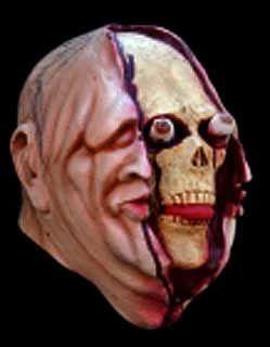 Open Johnny Latex Maske