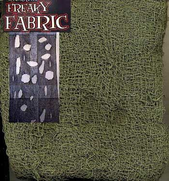 Freaky Fabric Deconet green