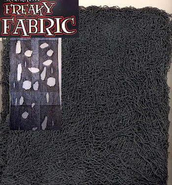 Freaky Fabric Dekonetz schwarz