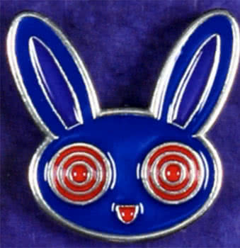 Belt Buckle Wired Bunny