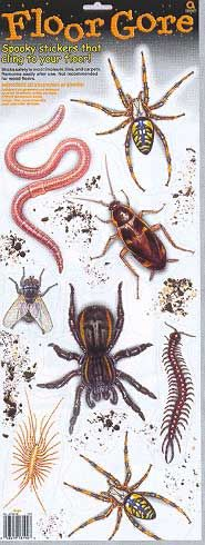 Insekten und Ungeziefer Bodenfolie
