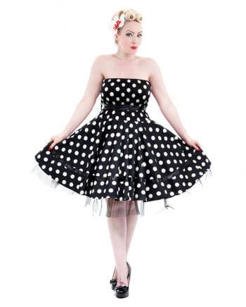 50s Bandeau Dress