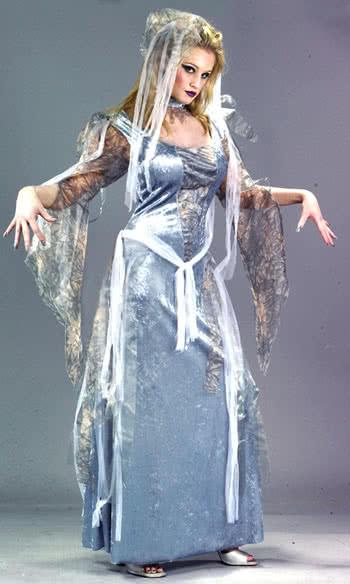 Ghost Bride Costume. 36-38 S / M