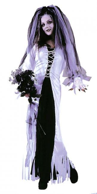 Zombie Bride Costume S / M