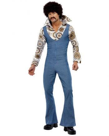 70er jahre Disco King Kostüm