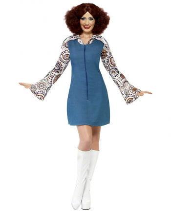 70er Jahre Disco Queen Kostüm