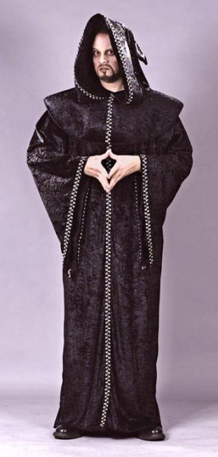 Gothic Priest Costume
