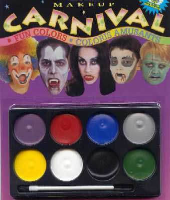 Carneval Make Up Kit