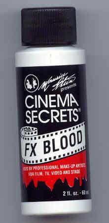 Film Blood / FX Blood 125ml