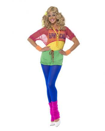 80s aerobics Costume