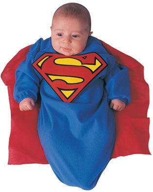 Superman Babysack